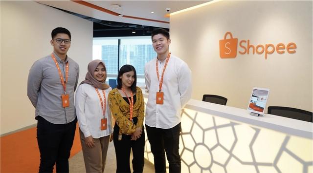 Lowongan Kerja Shopee Internasional Indonesia 2021
