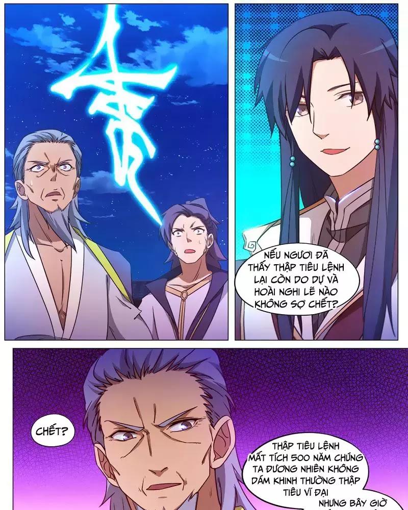 Vạn Cổ Kiếm Thần chap 97 - Trang 8