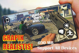GTA V Android Modpack 2020 Support All Devices Size 400 MB Apk + Data - GTA SA Android