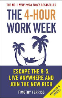 The 4-hour workweek book cover page
