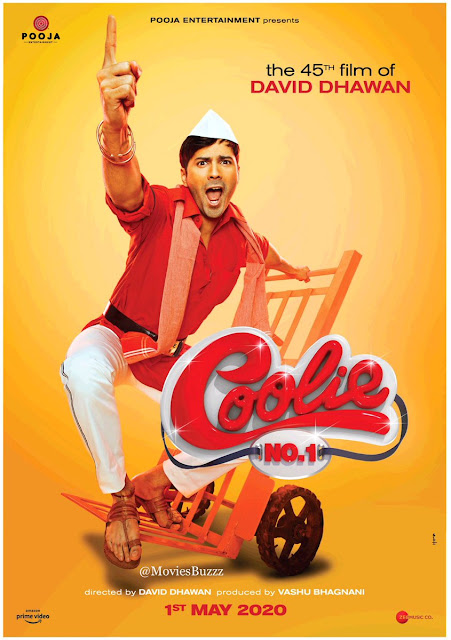 Coolie (No.1) 2020 Full Crew & Cast, Release Date,Wiki, Story, Trailer, Songs, Box Office, Budget, Budget, Hit or Flop, Predictions