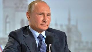 El presidente ruso ha expresado su deseo de trabajar conjuntamente con el triunfador en las elecciones estadounidenses para resolver los problemas urgentes de la agenda internacional.
