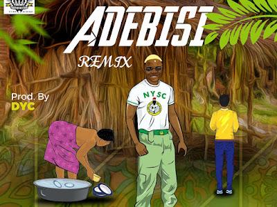 DOWNLOAD MP3: Nsb Ft Pablo – Adebisi (Remix) || @official_nsbloga