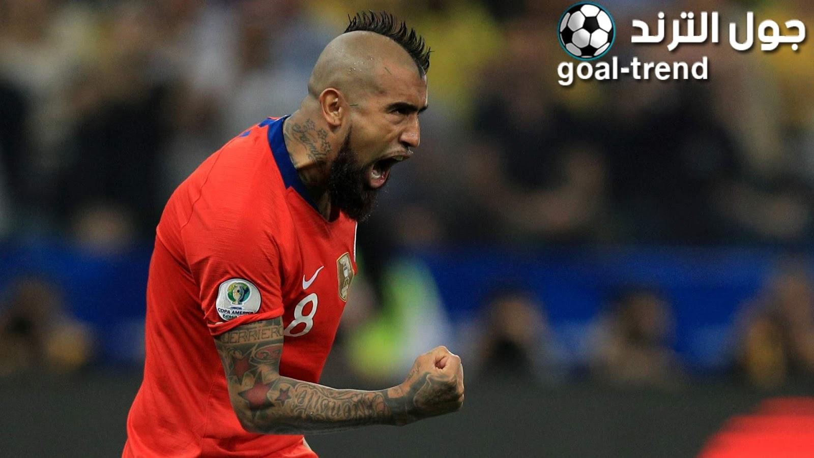 نتيجة مواجهة تشيلي والبير في كوبا أمريكا 2019