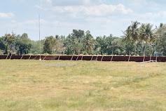 Proyek Renovasi GOR Gelora 10 November PALI, Diduga Mangkrak