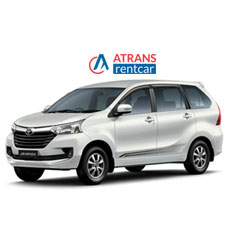 Harga Rental Mobil Avanza di Bandung