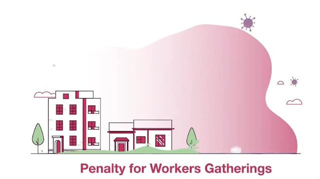 Penalties for Workers Gatherings in Saudi Arabia - Saudi-Expatriates.com