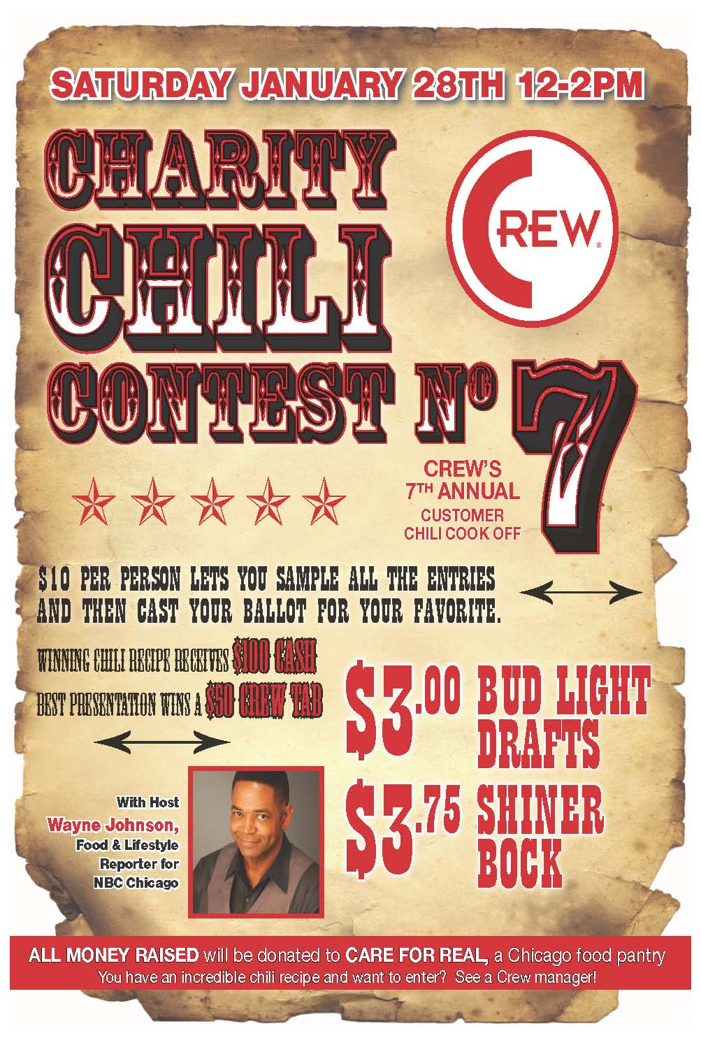 free chili cook off flyer template - People.davidjoel.co