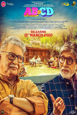 AB Aani CD 2020 Marathi 720p WEB-DL ESubs Download