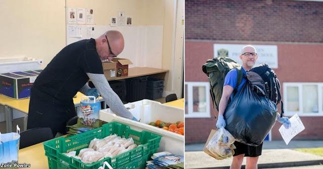 Учитель-герой каждый день проходит по 8 км, чтобы накормить 78 учеников