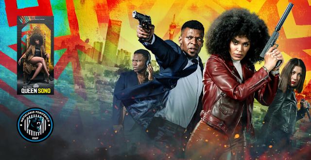 Série Africana | Queen Sono da Netflix voltará para uma segunda temporada