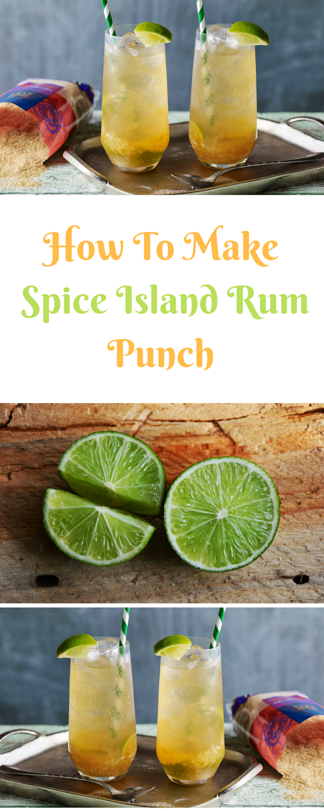 Spice Island Rum Punch