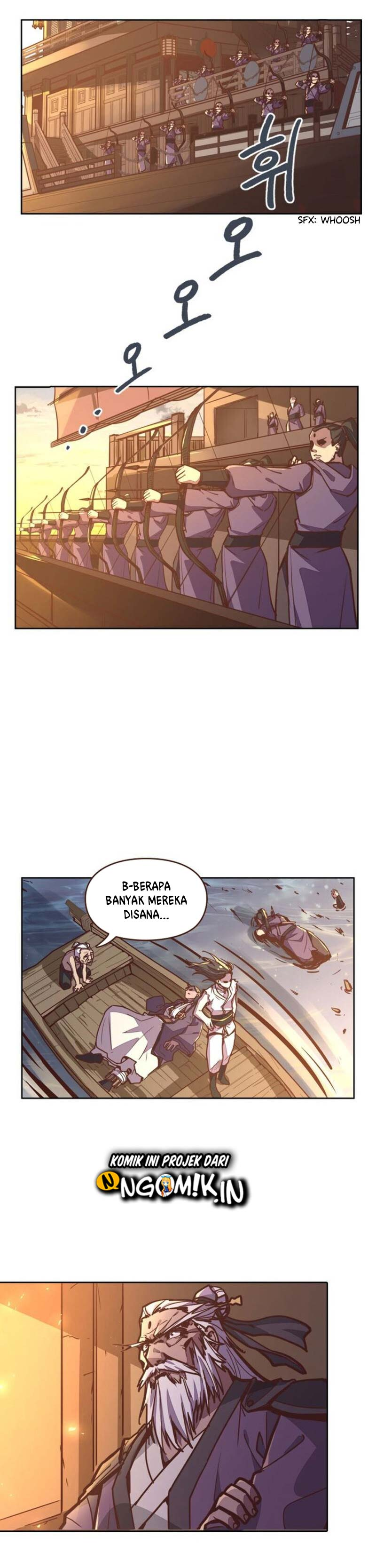 Life and Death: The Awakening Chapter 16 Bahasa Indonesia