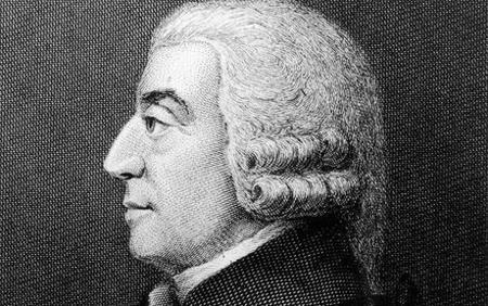 """Adam Smith, """"Laissez Faire, Laissez Passer"""""""