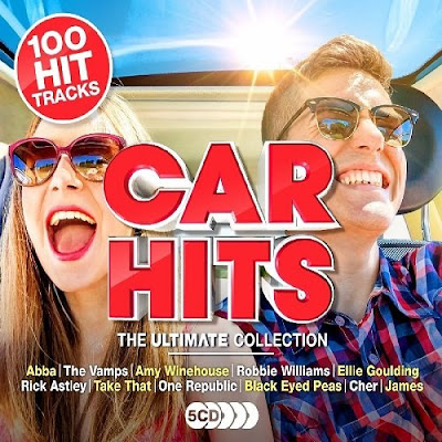 Car Hits The Ultimate Collection 2018 5CD Mp3 320 Kbps