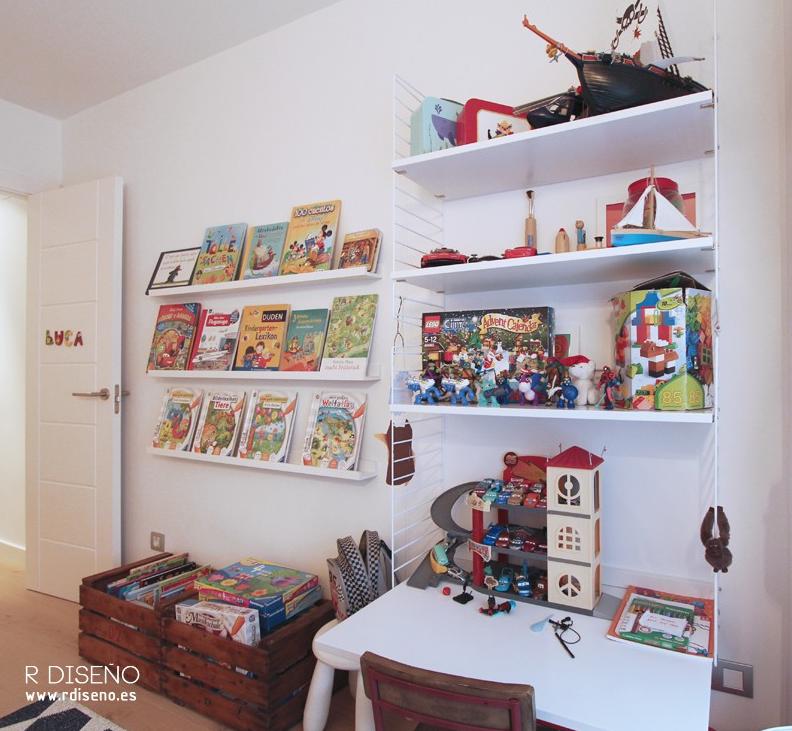 Impresionante proyecto de interiorismo en madrid - Interiorismo en madrid ...