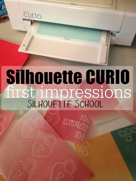 Silhouette Curio, review, first impressions