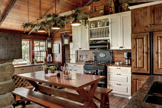 Rustic Lights For Kitchen