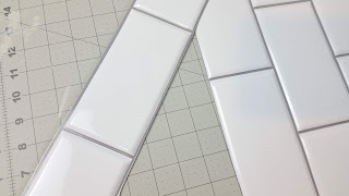 Use Dollar Tree Peel And Stick Subway Tile In Your Bathroom