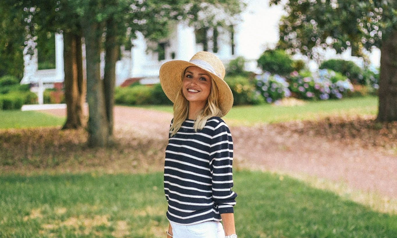 We Found The Cutest Historic Inn, and What I Wore