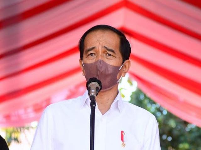 Jokowi Bingung Data Covid-19 di Daerah dan Pusat Selalu Berbeda