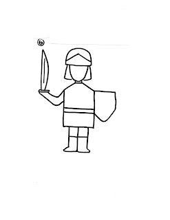 Draw sword on empty hand