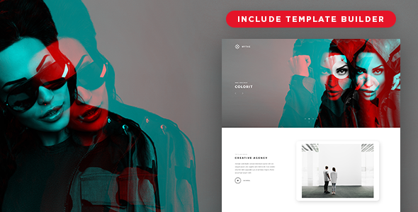 Wythe – Creative Portfolio Template Review