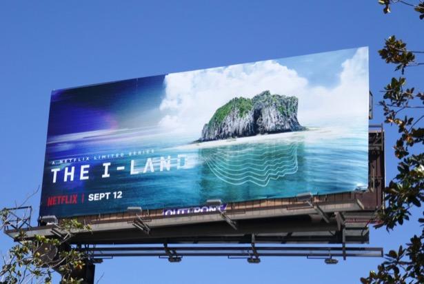 ILand series premiere billboard
