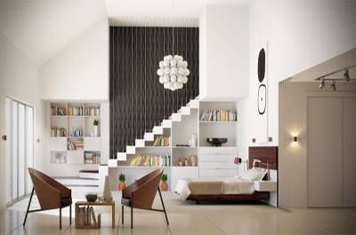 definisi desain interior rumah minimalis, tips dan ide