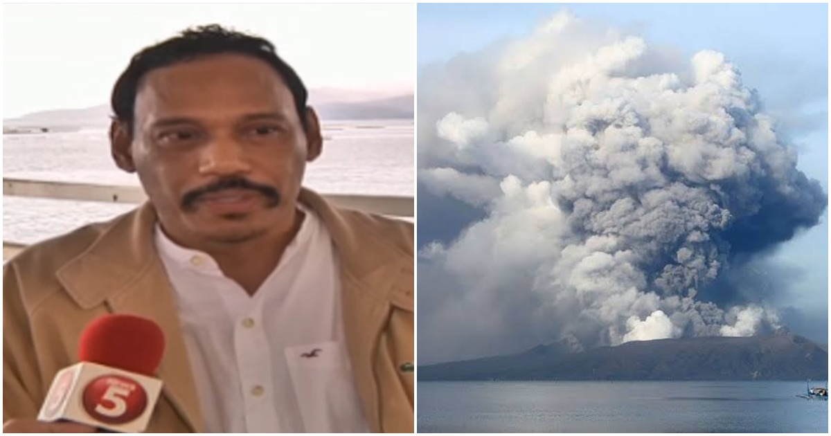 Police Chief to throw Talisay vice mayor into Taal Volcano as 'sacrifice'