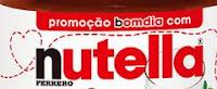 Promoção Bomdia com Nutella