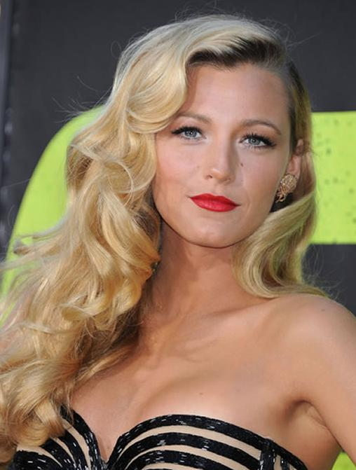 LONG PROM HAIRSTYLES: Curly hairstyles 2013