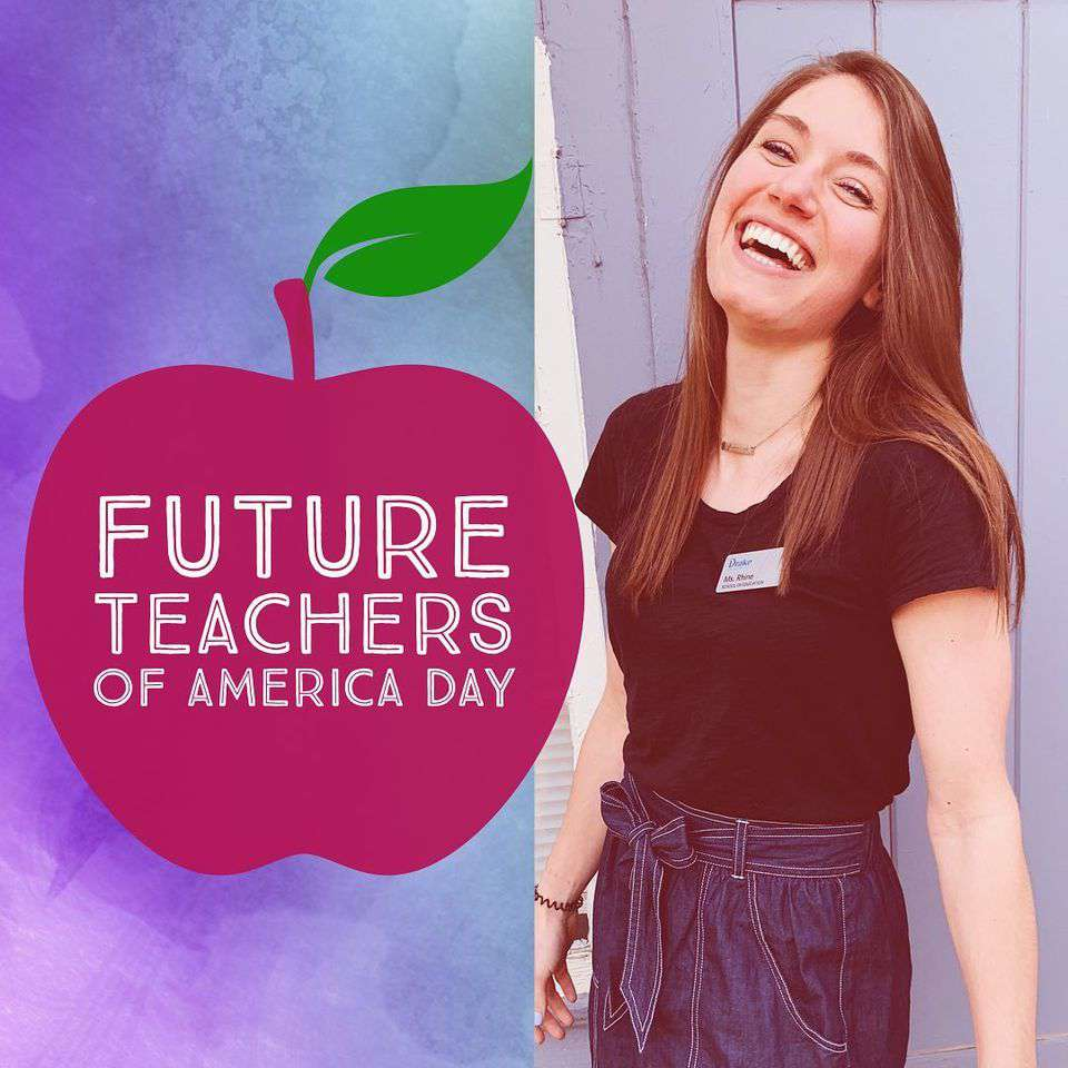 Future Teachers of America Day Wishes Images download
