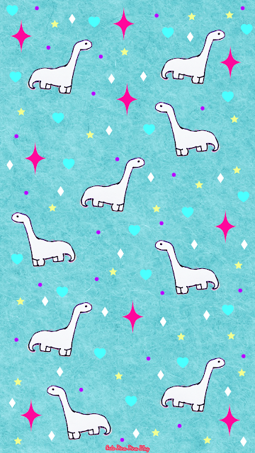 Cute Dino Dino Wallpaper for your iphone, colorful and cute wallpaper