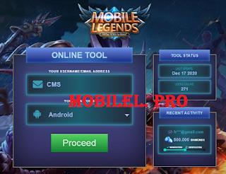 Mobilel. pro Get diamond mobile legends from Mobilel.pro