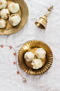 How to make Ukadiche Modak Recipe at www.oneteaspoonoflife.com