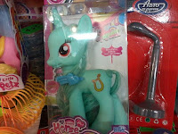 MLP Fake Lyra Brushable