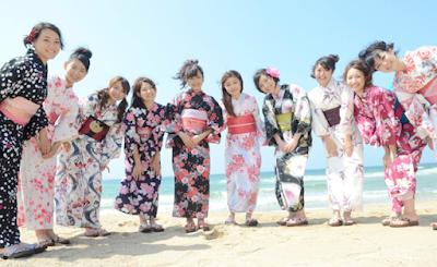 Paket Tour Summer Jepang