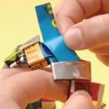 Snack Bag Chain Bracelet - Step 4