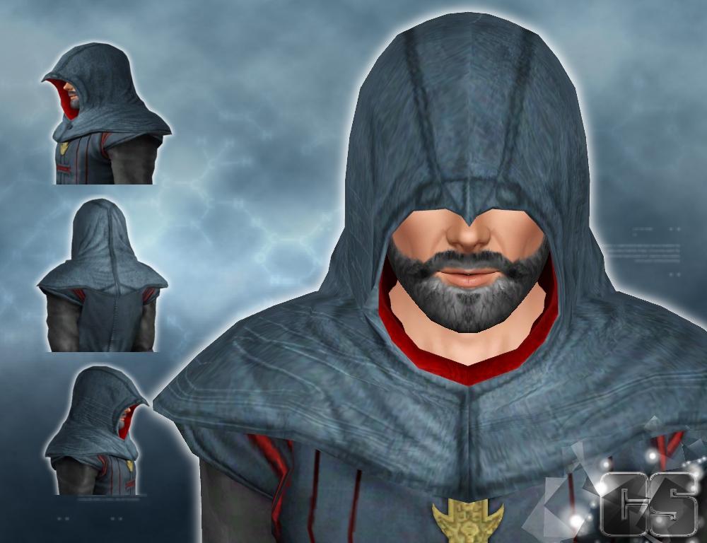 My Sims 3 Blog: Assassin's Creed Set By Anita