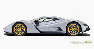 10 Most Expensive Electric Cars In The World 2020