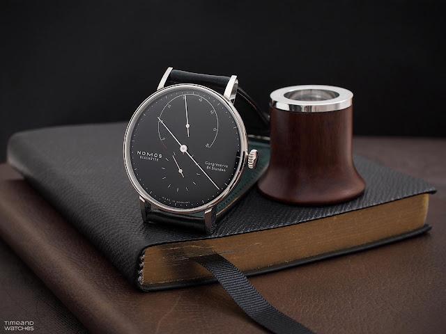 Nomos Glashütte Lambda 175 Years Watchmaking Glashütte
