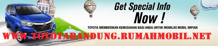 Paket Kredit Gand New Toyota Avanza Di Bandung