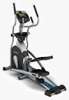 Horizon Fitness EX 69 2 Elliptical Cross Trainer for a complete body low impact workout. Smooth and quiet with loads of features.