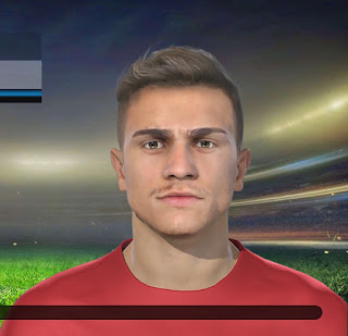 PES 2019 Faces Reinier by Lucas Facemaker