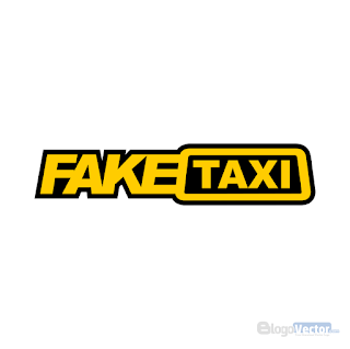 Fake Taxi Logo vector (.cdr)