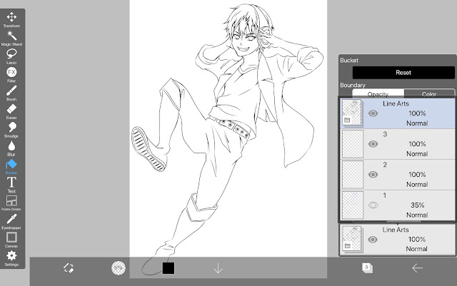 How to Use Layers in ibisPaint X