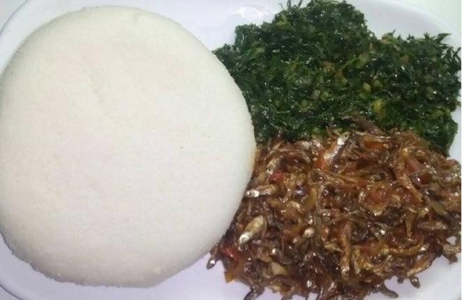African Food Recipes: STEPS TO PREPARING TASTY UGALI AND SUKUMA WIKI
