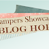 Stampin' Up! Everything is Rosy Drapery Fold Card for the Stampers Showcase May 2019 Blog Hop