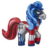 My Little Pony Crossover Collection My Little Prime Transformers Figure
